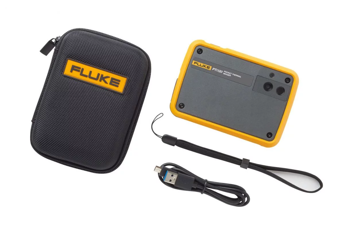 Compact Fluke PTi120 Pocket Thermal Camera | Unitest Instruments